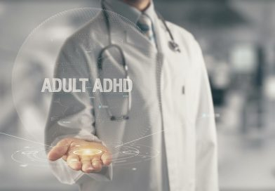 Adult attention-deficit/hyperactivity disorder (ADHD)
