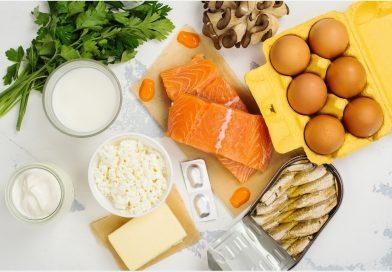 Vitamin D Shows Substantial Impact on Eyesight
