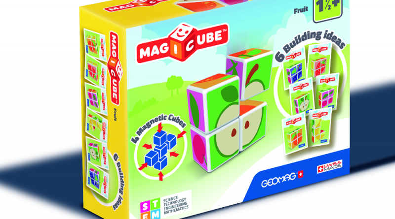 Geomag's Magicube 1+ Is Magical For Your Child