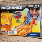 Geomag Mechanics Broadens The Mind With Magnetic Forces