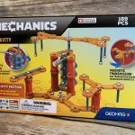 Growing Minds Thanks to Geomag Mechanics Gravity